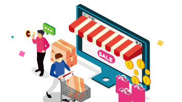 Custom E-commerce Development
